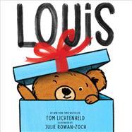 Louis by Lichtenheld, Tom; Rowan-zoch, Julie, 9781328498069
