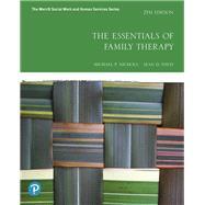 The Essentials of Family...,Nichols, Michael P.; Davis,...,9780135168097