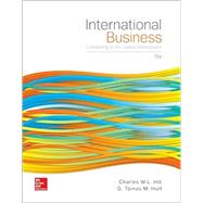 International Business:...,Hill, Charles; Hult, G. Tomas...,9781259578113