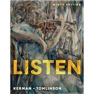 Listen with Total Access,Kerman, Joseph,9780393668117