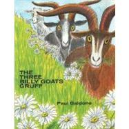 Three Billy Goats Gruff,Galdone, Paul,9780395288122