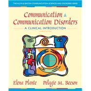 Communication and...,Plante, Elena M.; Beeson,...,9780132658126