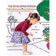Developing Person Through...,Berger, Kathleen Stassen,9781319058135