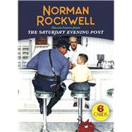 Norman Rockwell 6 Cards by Rockwell, Norman, 9780486838137