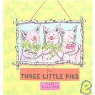 Three Little Pigs,Galdone, Paul,9780395288139