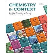 Chemistry in Context,American Chemical Society,9781259638145