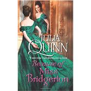 BECAUSE MISS BRIDGERTON     MM,QUINN JULIA,9780062388148