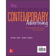 Contemporary Advertising Loose Leaf by William Arens, 9781259548154