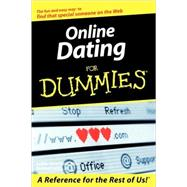 Online Dating For Dummies by Silverstein, Judith; Lasky, Michael, 9780764538155