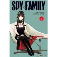 Spy x Family, Vol. 3,Endo, Tatsuya,9781974718160