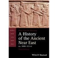 A History of the Ancient Near...,Van De Mieroop, Marc,9781118718162