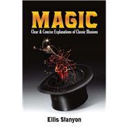 Magic by Stanyon, Ellis, 9780486838168