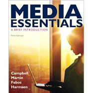 Media Essentials,Campbell, Richard; Martin,...,9781319208172