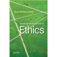 A Concise Introduction to...,Shafer-Landau, Russ,9780190058173