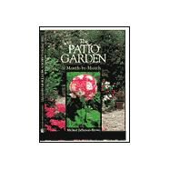 The Patio Garden,Jefferson-Brown, Michael,9780715308189