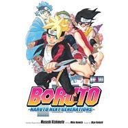 Boruto: Naruto Next...,Kishimoto, Masashi; Kodachi,...,9781421598222