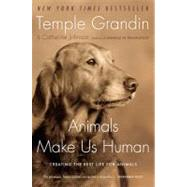 Animals Make Us Human :...,Grandin, Temple,9780547248233
