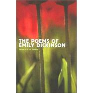 The Poems Of Emily Dickinson,Dickinson, Emily,9780674018242