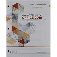 Microsoft Office 365 & Office 2019 Introductory + Sam 365 & 2019 Assessments, Training, and Projects Printed Access Card With Access to Ebook for 1 Term by Cable, Sandra; Freund, Steven M.; Monk, Ellen; Sebok, Susan L.; Starks, Joy L., 9780357268254