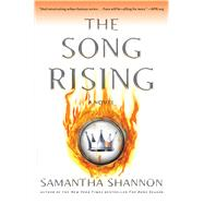 The Song Rising by Shannon, Samantha, 9781432838256