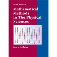 Mathematical Methods in the...,Boas, Mary L.,9780471198260