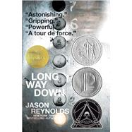 Long Way Down,Reynolds, Jason,9781481438261