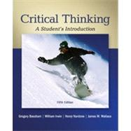 Critical Thinking: A...,Bassham, Gregory; Irwin,...,9780078038310