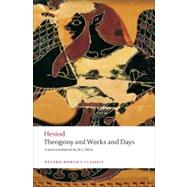 Theogony and Works and Days,Hesiod; West, M. L.,9780199538317