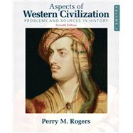 Aspects of Western...,Rogers, Perry,9780205708321