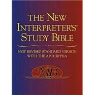 The New Interpreter's Study...,Harrelson, Walter J.,9780687278329