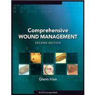 Comprehensive Wound Management,Irion, Glenn,9781556428333