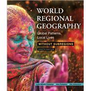 World Regional Geography...,Pulsipher, Lydia Mihelic;...,9781319328337