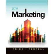Marketing 2016,Pride; Ferrell,9781285858340