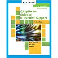 CompTIA A+ Guide to IT Technical Support, Loose-leaf Version by Andrews, Jean; Dark, Joy; West, Jill, 9780357108369