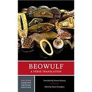 Beowulf: A Verse Translation,Heaney, Seamus; Donoghue,...,9780393938371