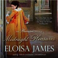 Midnight Pleasures by James, Eloisa; Duerden, Susan, 9781481518376