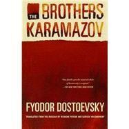 The Brothers Karamazov A...,Dostoevsky, Fyodor; Pevear,...,9780374528379