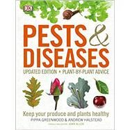 Pests and Diseases,Greenwood, Pippa; Halstead,...,9781465468383