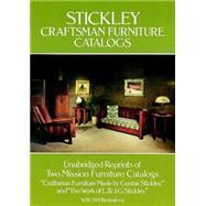 Stickley Craftsman Furniture...,Stickley, Gustav; Stickley,...,9780486238388
