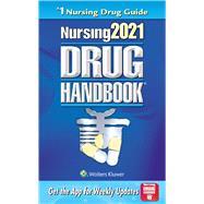Nursing 2021 Drug Handbook,Lippincott Williams & Wilkins,9781975138394