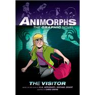 The Visitor (Animorphs Graphix #2) by Applegate, K. A.; Grant, Michael; Grine, Chris, 9781338538397