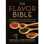The Flavor Bible The...,Dornenburg, Andrew; Page,...,9780316118408
