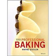 Professional Baking,Gisslen, Wayne,9781119148449