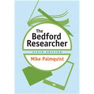The Bedford Researcher,Palmquist, Mike,9781319058487