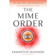 The Mime Order by Shannon, Samantha, 9781632868497