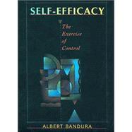 Self-Efficacy The Exercise of...,Bandura, Albert,9780716728504