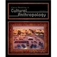 Classic Readings in Cultural...,Ferraro, Gary,9781285738505