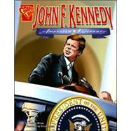 John F. Kennedy by Olson, Nathan, 9780736868525