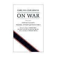 On War,Von Clausewitz, Carl; Howard,...,9780691018546
