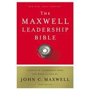 The Maxwell Leadership Bible,Maxwell, John C.,9780785218548